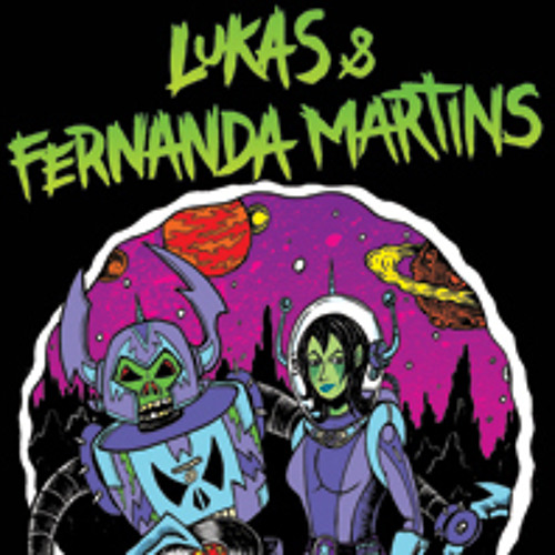 Lukas + Fernanda Martins 4decks + EFX @ Sunny Day Festival 07.07.2013