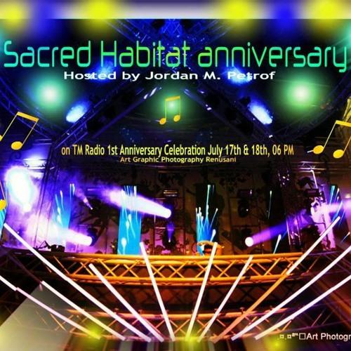 Deanna Avra * Sacred Habitat Anniversary Show * July 17, 2013