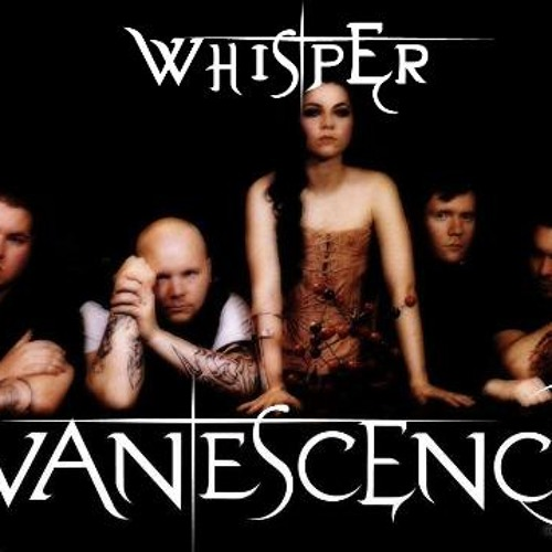 Evanescence - Whisper cover by Dwixie   Dwixie   Free ... Evanescence Album Cover 2013