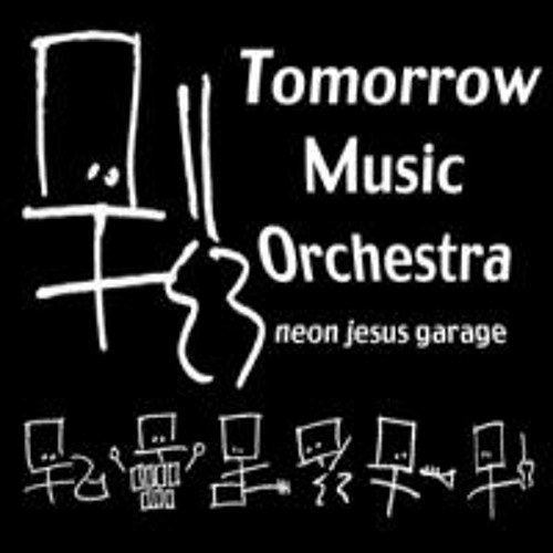 """""""messengers in skirts SlakeShore (excerpts)"""" by Tomorrow Music Orchestra on Neon Jesus Garage"""