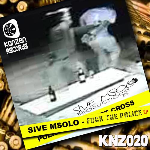 Sive Msolo - Fuck The Police (Baffa Jones' Pepper Spray Remix)