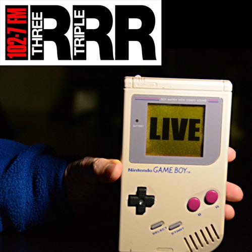 cTrix Gameboy Live RRR Nov2009 w/ Interview