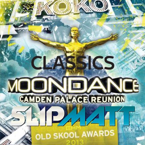Slipmatt - Moondance Classics July 2013