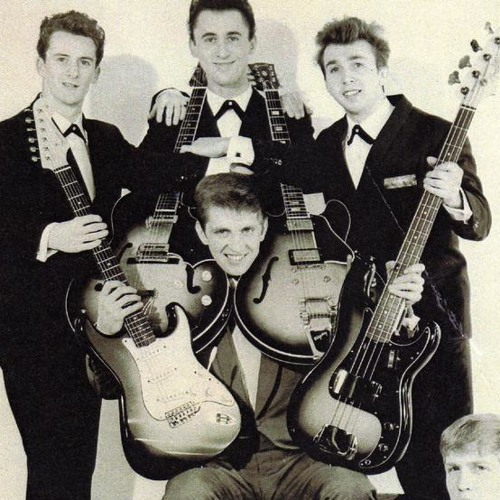 What'd I Say - Cliff Adams and The Twilights c1962