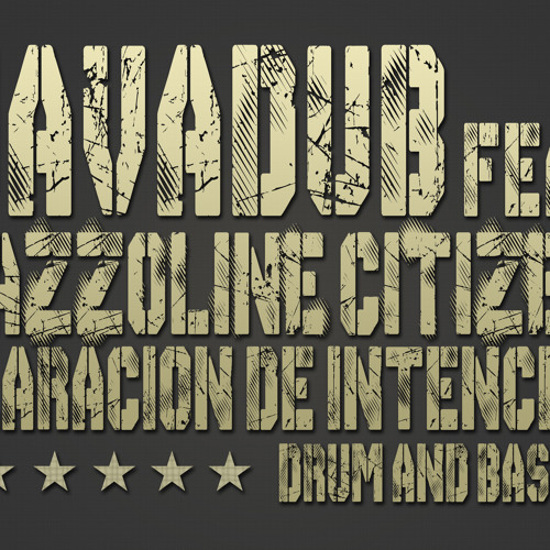 Declaracion de Intenciones - Gazzoline Citizen Remix