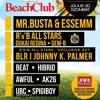 Beach Club Intro - R'n'B All Stars SHOW 2013.07.20.