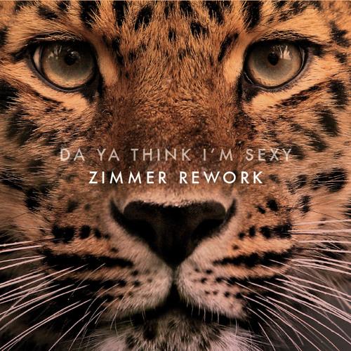 Rod Stewart - Da Ya Think I'm Sexy (Zimmer Rework)