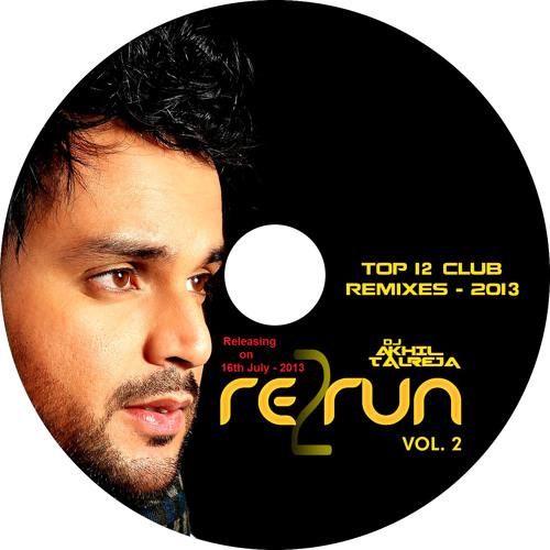 DJ Akhil Talreja - ReRun Vol.2 Artworks-000053209013-1t16ui-t500x500