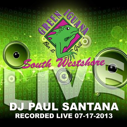 DJ Paul Santana - GI LIVE 07-17-2013 (Part 1)