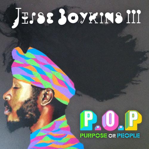 @JesseBoykins3rd - I'm New Here [@Ruckazoid Remix]