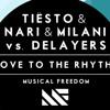 Tiësto & Nari & Milani vs Delayers - Move To The Rhythm - Preview