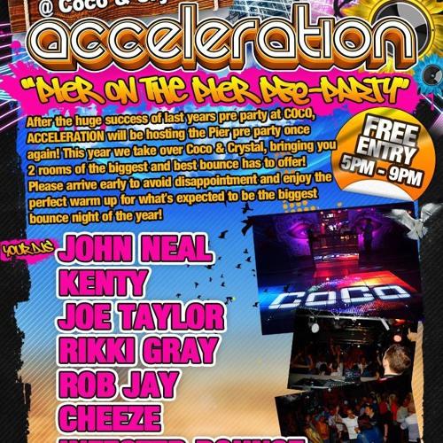 DJ Luke Kent - Pier Pre Party Live Set 2013