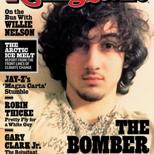 Rolling Stone's Cover Controversy and White Man Problems