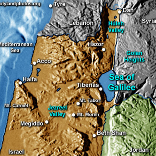 Visiting The Sea of Galilee ((TruthFinder3))