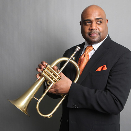 Trumpet player Terell Stafford