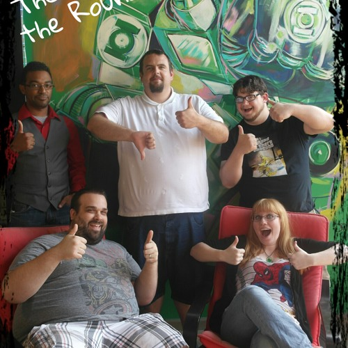 The Geeks Of The Round Table Episode 21