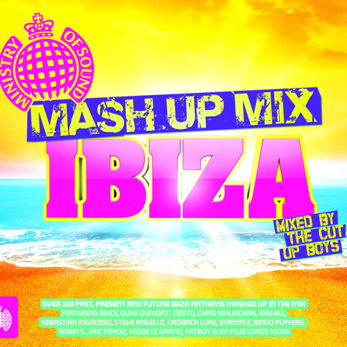 Mash Up Mix Ibiza Minimix (Out Now)