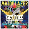 GET FREE feat. Amber Coffman - MAJOR LAZER [Major Tourist slow-disco edit]