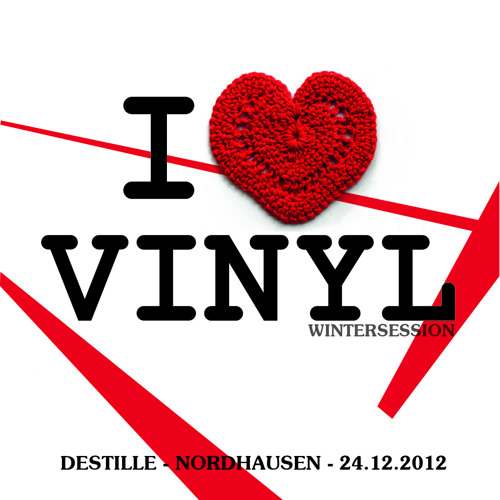 Dapayk Solo Live @ I LOVE VINYL - Winter Session 2012