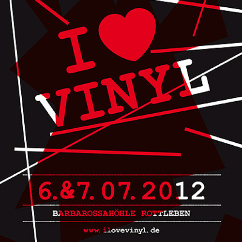 Dapayk Solo Live @ I LOVE VINYL open air 2012