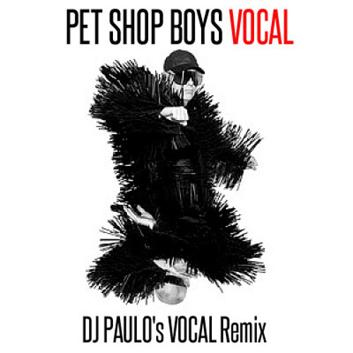 PET SHOP BOYS-Vocal (DJ PAULO's VOCAL MIX) DOWNLOAD