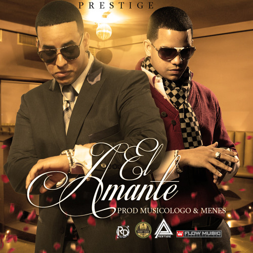 Daddy Yanque ft.J-Alvarez El Amante (Regueton RMX BY. Dj Jonathan Mix-Ecua593)