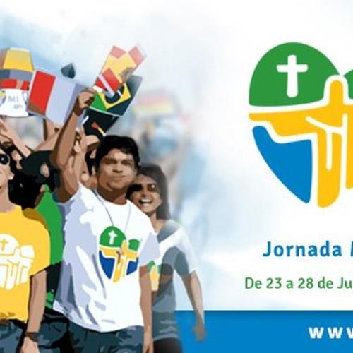 """Rede JMJ - Programa """"Semana Missionária"""" (18 de julho de 2013)"""