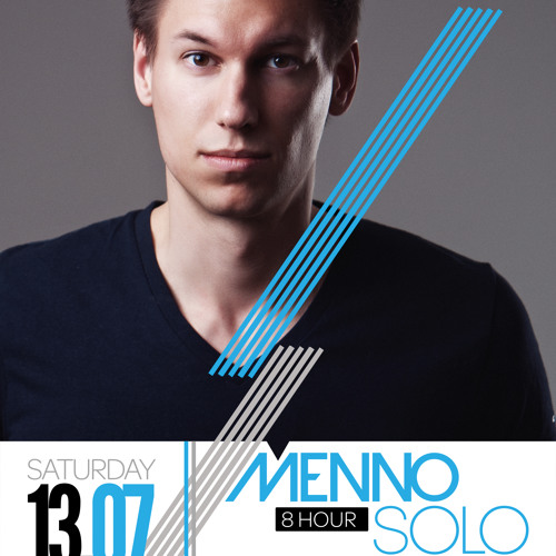 Menno Solo 2013 - Beachclub Fuel, The Netherlands - Part 1