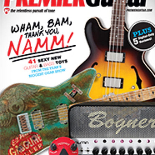 April '13 Premier Guitar Issue