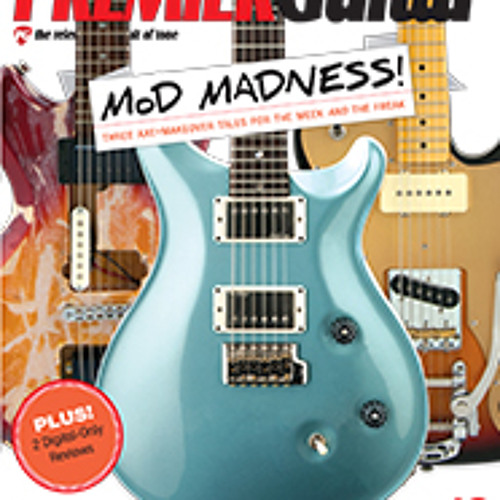 March 2013 Premier Guitar Issue