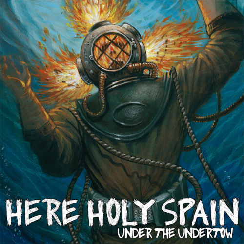 Here Holy Spain - Way Out One In Five