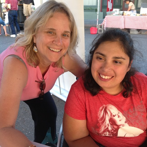 Community Stories: Margaret Springer asks Asha Soiney what she's doing to be sustainable