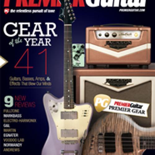 December 2012 Premier Guitar Issue