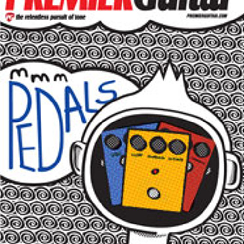October 2012 Premier Guitar Issue