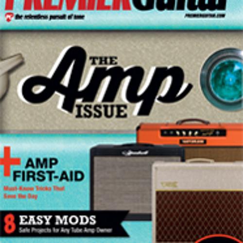August 2012 Premier Guitar Issue