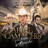Ariel Camacho y Los Plebes Del Rancho - El Toro Encartado - 2013 Portada del disco
