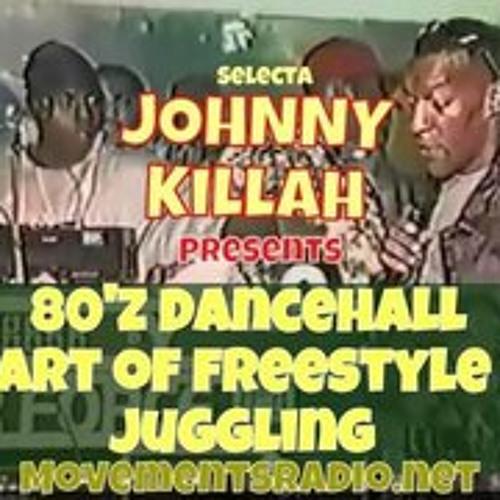 80'z Dancehall Freeztyle jugglin