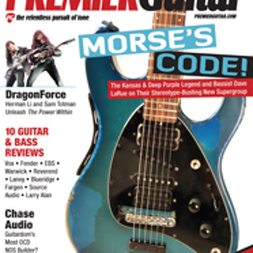 May 2012 Premier Guitar Issue