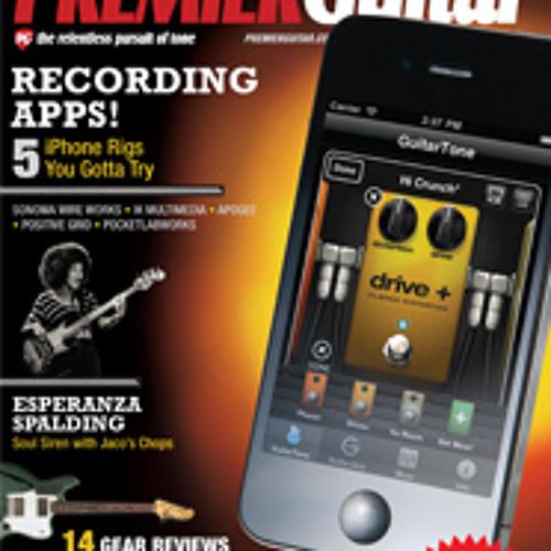 April 2012 Premier Guitar Issue