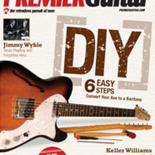 March 2012 Premier Guitar Issue