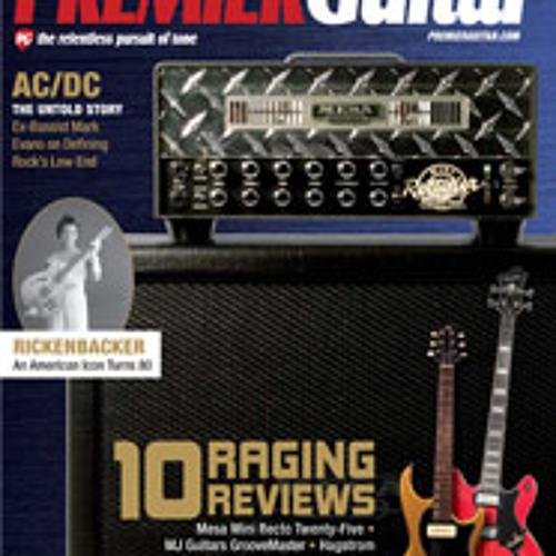 February 2012 Premier Guitar Issue