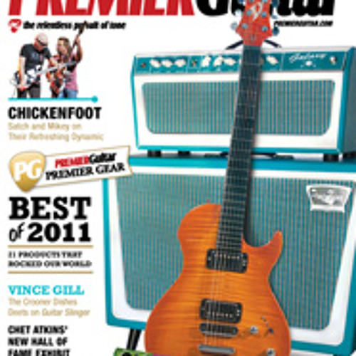 December 2011 Premier Guitar Issue