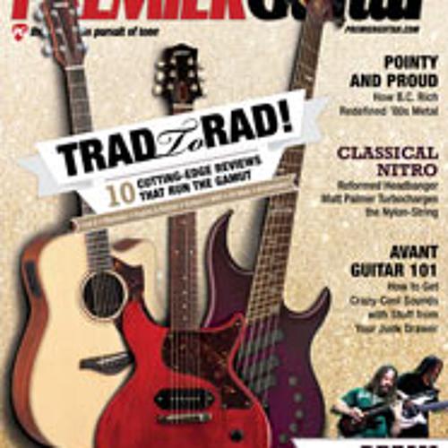 October 2011 Premier Guitar Issue