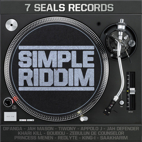 Simple Riddim Megamix by Djabba (Shadow Killa)