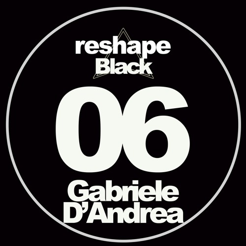 Gabriele D'Andrea - Pomodoro - Reshape Black