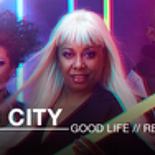 Inner City - Good Life - Green Mask Remix