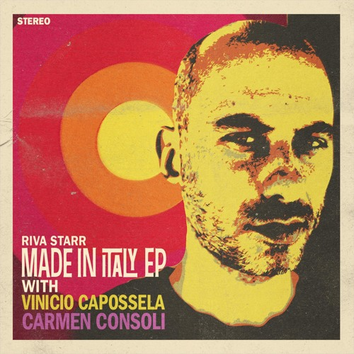 Riva Starr feat. Carmen Consoli - No Man's Land (Riva Starr & Santos rmx)