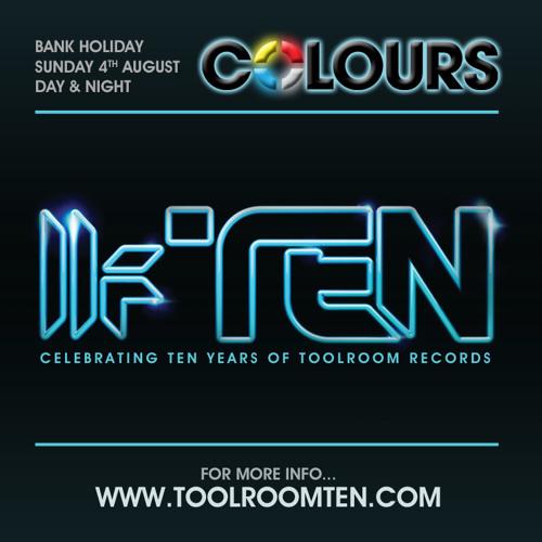 Stefano Noferini - Toolroom TEN / Colours Mix