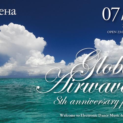 Global Airwaves 8th anniversary - KEN-GEE Liveset teaser