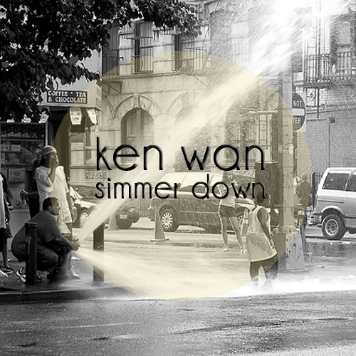 Ken Wan - Simmer Down Podcast